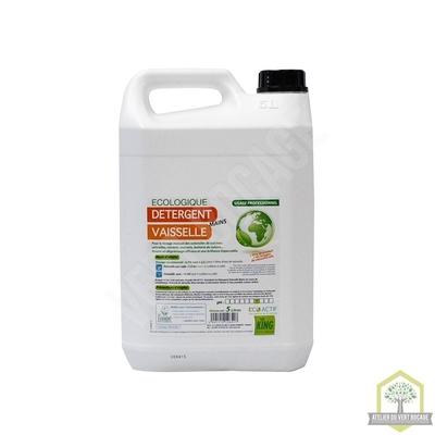 Détergent vaisselle mains - Bidon 5 L