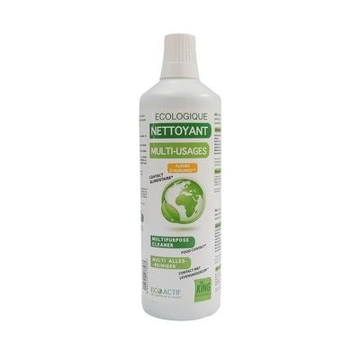 Nettoyant Sols Multi-usages toutes surfaces - Flacon 1 L Parfum Mango / Passion