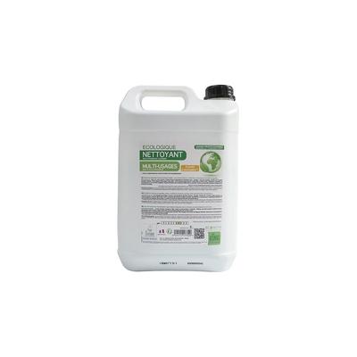 Nettoyant Sols Multi-usages toutes surfaces - Bidon 5 L  - Parfum Fleur d'Oranger