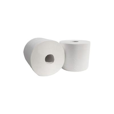 Papier Toilette extra blanc - 2 plis - 650 feuilles (80 mètres)