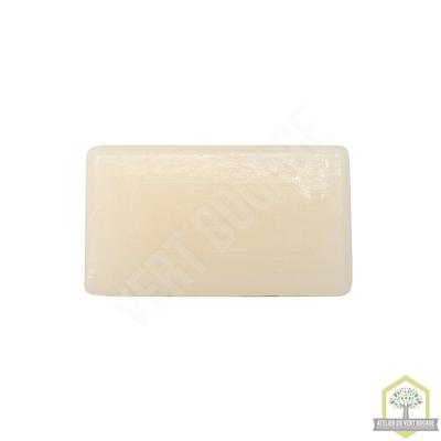 Savon de marseille blanc 100 gr enrichi à la glycérine