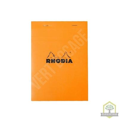 Bloc bureau Standard Format A5 Réglure 5 x 5 - 80 pages, feuilles détachables