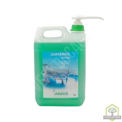 Surfanios Citron - Nettoyant désinfectant sols