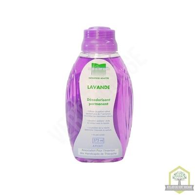 Désodorisant mèche fraîcheur lavande flacon 375 ml