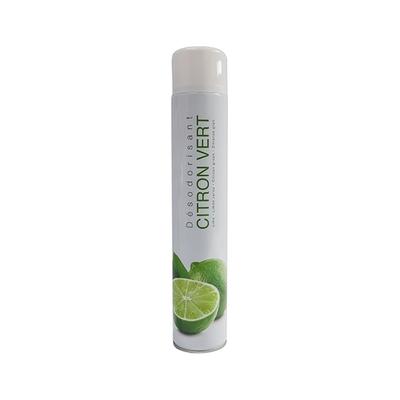 Désodorisant d'atmosphère Citron vert - Aérosol 750 ml
